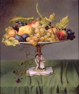 fruit in art