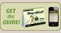 Ethical shopping guide - printed version