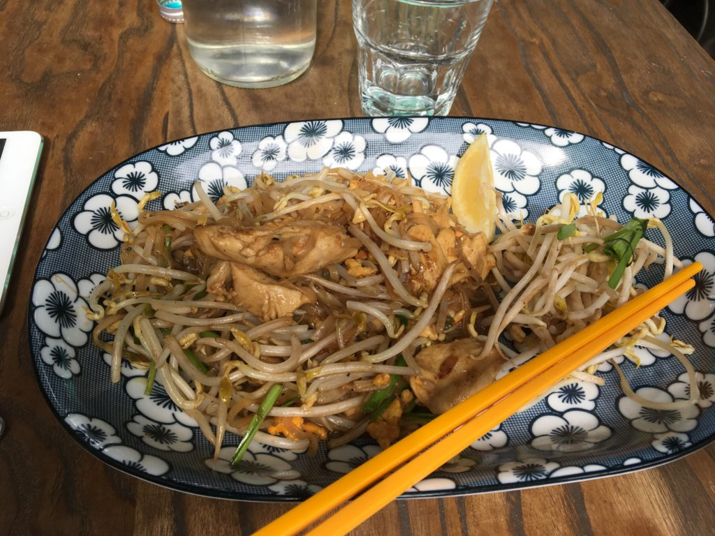 Pad Thai at Son in Law
